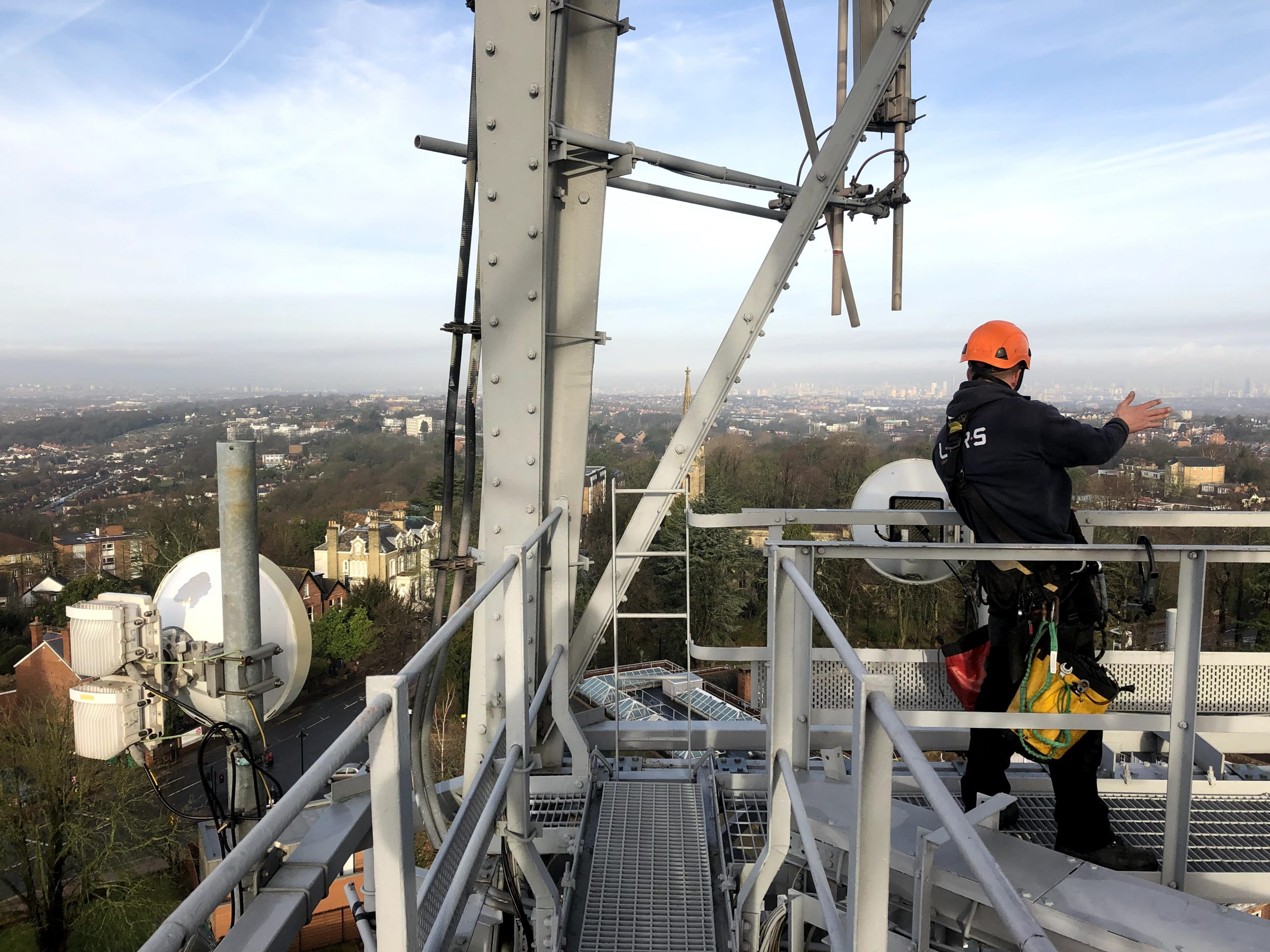Alcumus SafeContractor Tower Installation or Upgrade Health and Safety